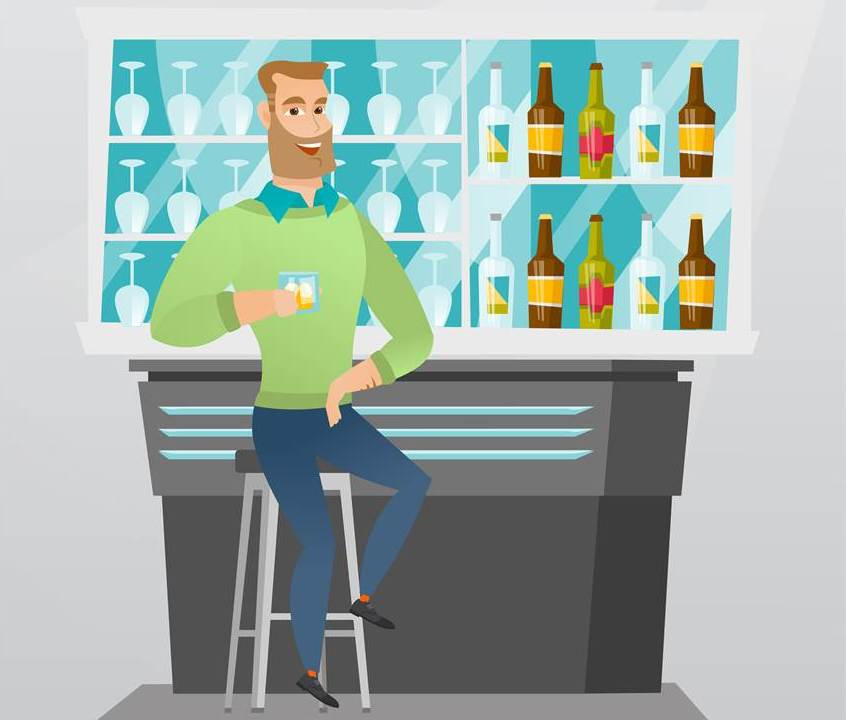 How To Stock Your Man Cave Bar
