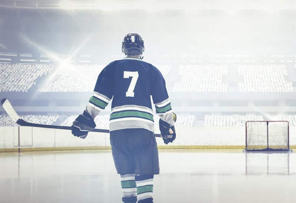 Design Ideas for a Hockey Man Cave